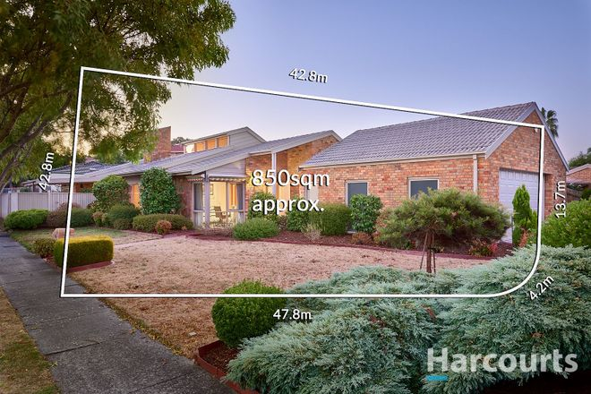 Picture of 33 Mont Court, VERMONT SOUTH VIC 3133