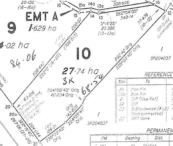 Lot 10 Studs Road, Coolbie QLD 4850, Image 1