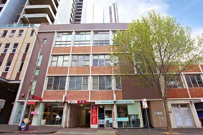 Picture of 101/58 LA TROBE STREET, MELBOURNE VIC 3000