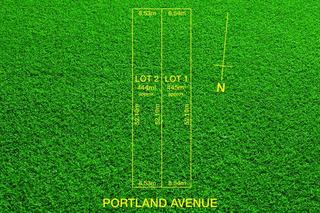 Picture of Lot 2 / 26 Portland Avenue, STURT SA 5047