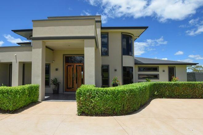 Picture of 99 Highgate Road Via Mally Road, PRESTON QLD 4352