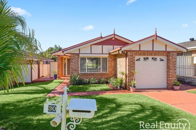 Picture of 30 Jabiru Street, GREEN VALLEY NSW 2168