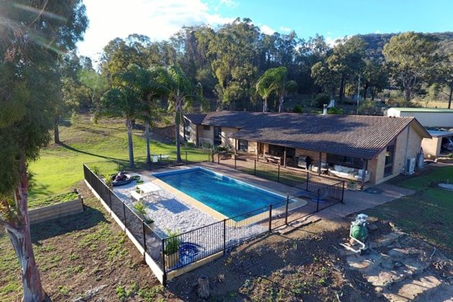 """Picture of 3681 """"Mt Dangar"""" Wybong Road, SANDY HOLLOW NSW 2333"""