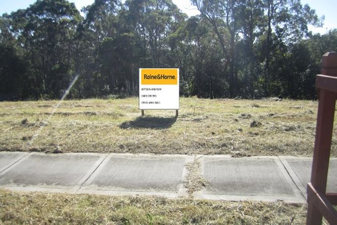 Picture of 28 ROBINIA CLOSE, ELERMORE VALE NSW 2287