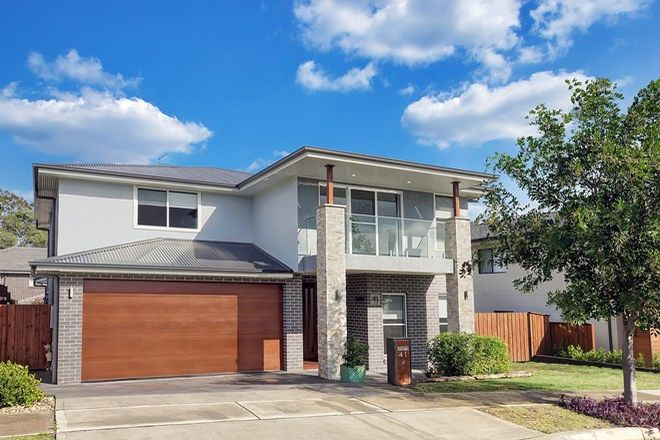 Picture of 41 Highdale Terrace, GLENMORE PARK NSW 2745