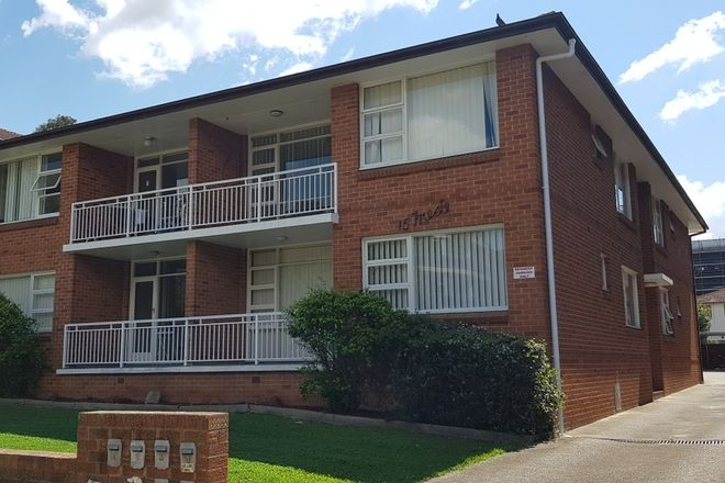 Picture of 6/15 Queens Road, WESTMEAD NSW 2145