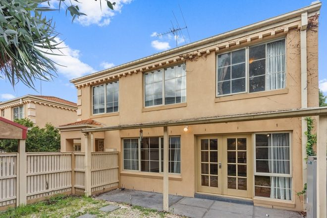 Picture of 3/14 Kaikoura Avenue, HAWTHORN EAST VIC 3123
