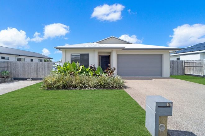 Picture of 86 Fremont Street, MOUNT LOW QLD 4818