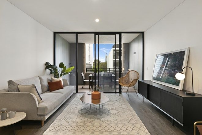 Picture of A232/8 Cowper Street, GLEBE NSW 2037