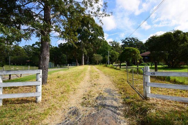 Picture of 43B Battunga Drive, TOMERONG NSW 2540