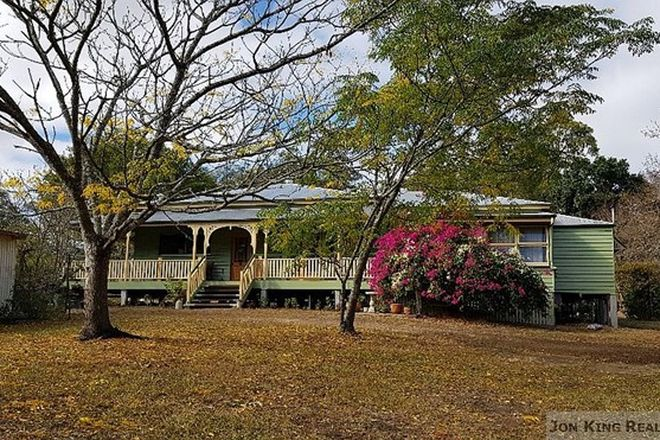 Picture of 267 Mount Barney Road, BARNEY VIEW QLD 4287