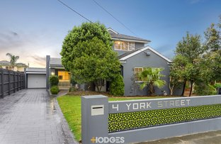 Picture of 4 York Street, Strathmore VIC 3041
