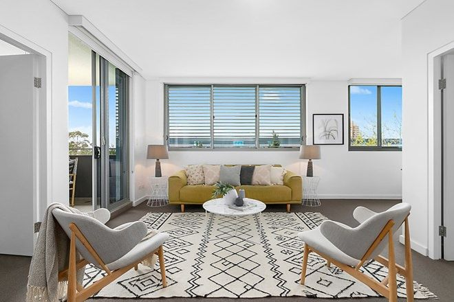 Picture of 35/331 Miller Street, CAMMERAY NSW 2062