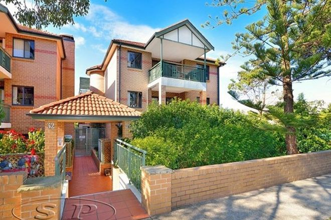 Picture of 11/32-36 Hornsey Road, HOMEBUSH WEST NSW 2140