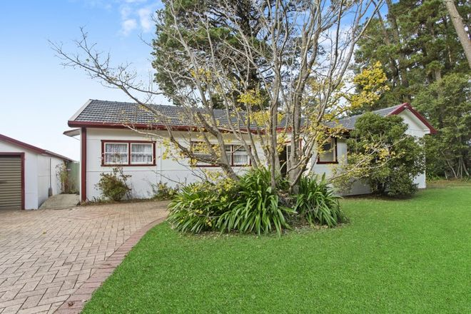 Picture of 108 Tableland Road, WENTWORTH FALLS NSW 2782