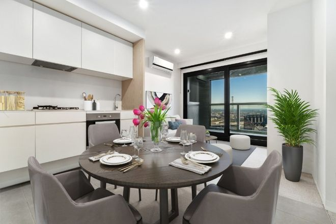 Picture of 1907/8 Pearl River Road, DOCKLANDS VIC 3008