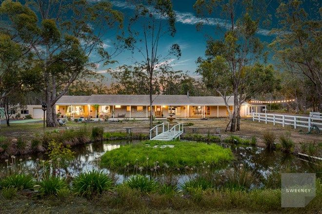 Picture of 487 Long Forest Road, LONG FOREST VIC 3340