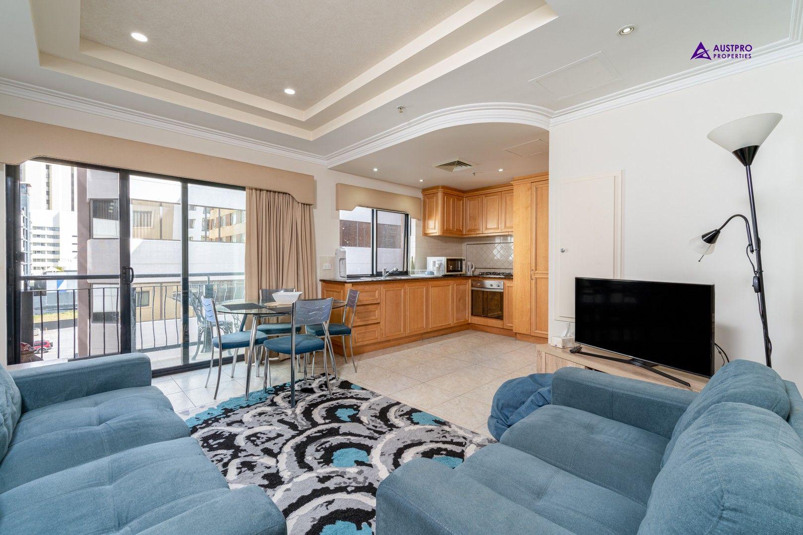 1 bedrooms Apartment / Unit / Flat in Unit 505/9 Victoria Avenue PERTH WA, 6000
