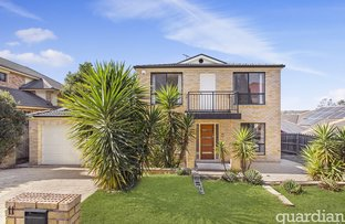 Picture of 11 Carmelo Court, Kellyville NSW 2155