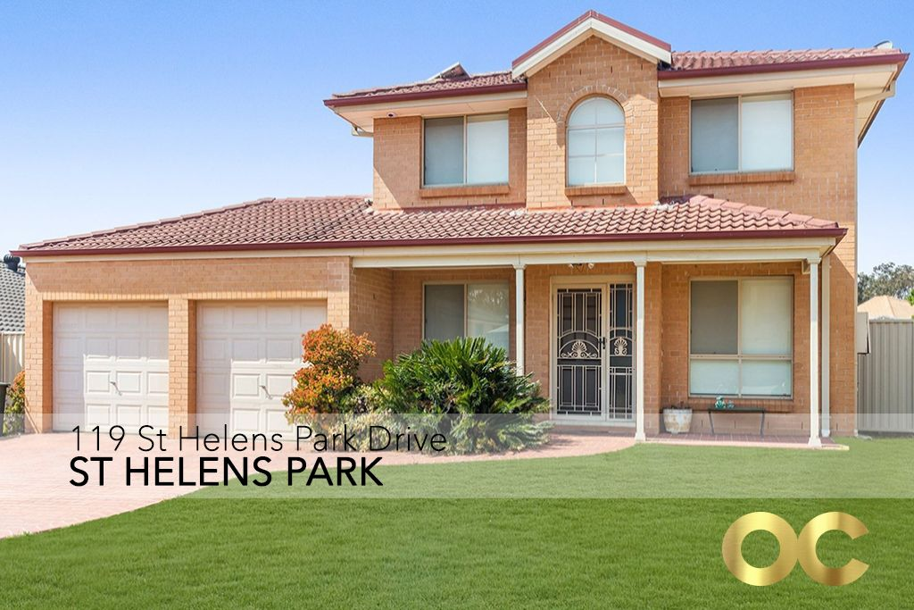 119 St Helens Park Drive, St Helens Park NSW 2560, Image 0