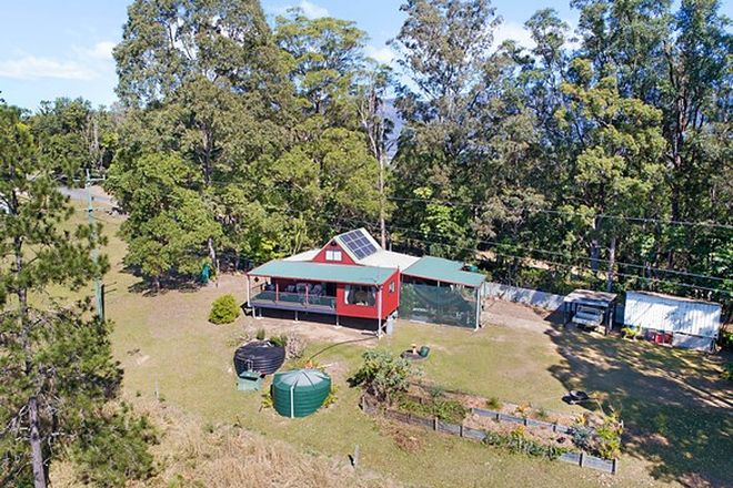Picture of 1640 Byrrill Creek Road, BRAYS CREEK NSW 2484