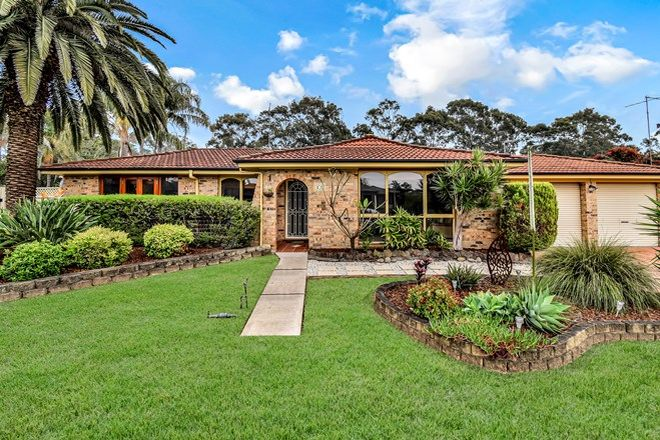 Picture of 11 Tingha Avenue, SOUTH PENRITH NSW 2750