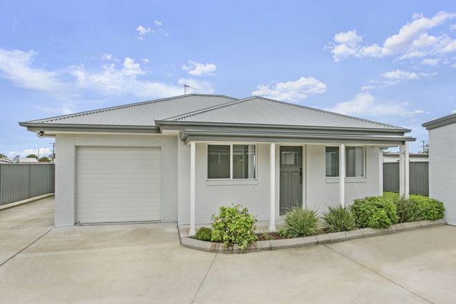 Picture of 3/4 Brunswick Street, EAST MAITLAND NSW 2323