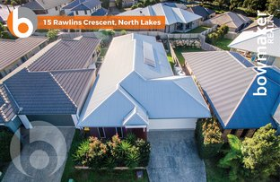 15 Rawlins Crescent, North Lakes QLD 4509
