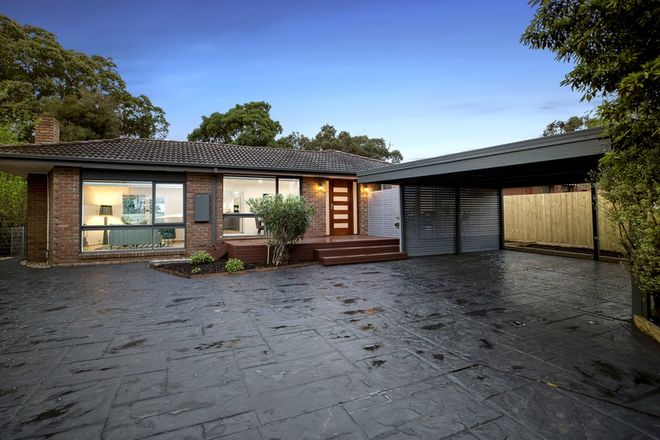 Picture of 2 Kergo Place, WANTIRNA SOUTH VIC 3152