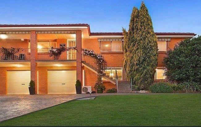 36 Malonga Avenue, Kellyville NSW 2155, Image 0
