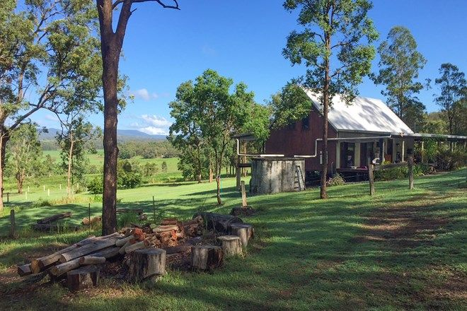 Picture of 1232 Old Dyraaba Road, LOWER DYRAABA NSW 2470