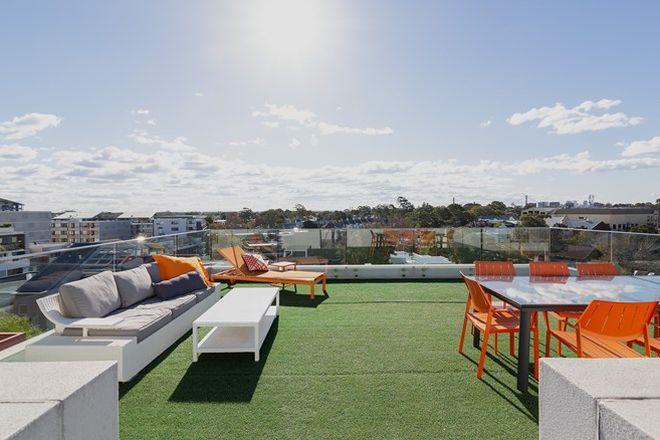 Picture of 21/72 Parramatta Road, CAMPERDOWN NSW 2050