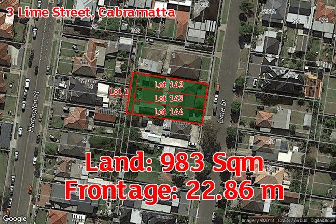 Picture of 3 Lime Street, CABRAMATTA WEST NSW 2166