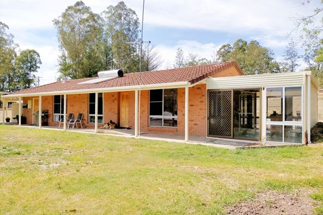 Picture of 1028 Old Dyraaba Road, LOWER DYRAABA NSW 2470