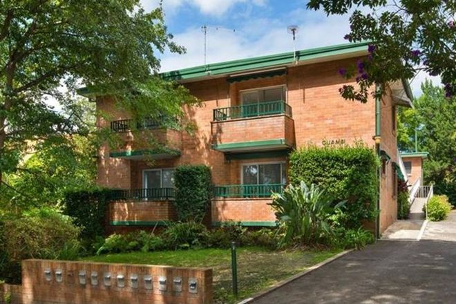 Picture of 5/5 Roseville Avenue, ROSEVILLE NSW 2069