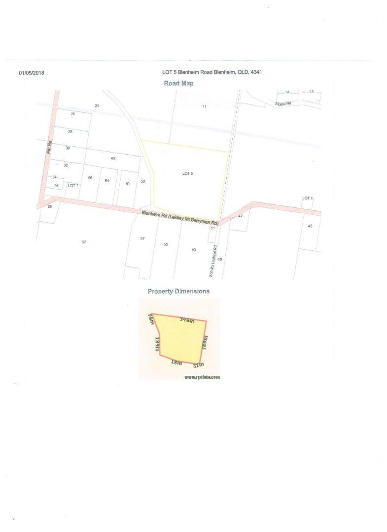 Blenheim QLD 4341, Image 0