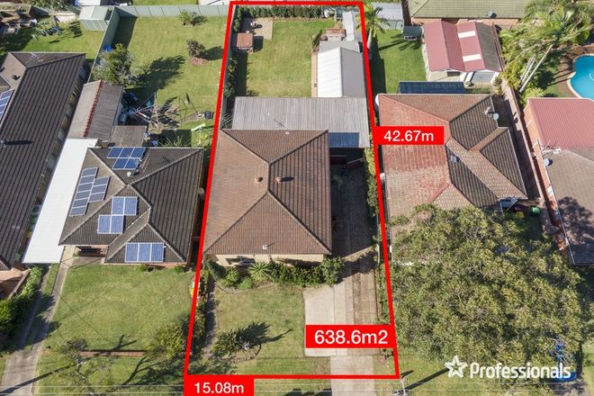 Picture of 12 Bruce Avenue, PANANIA NSW 2213