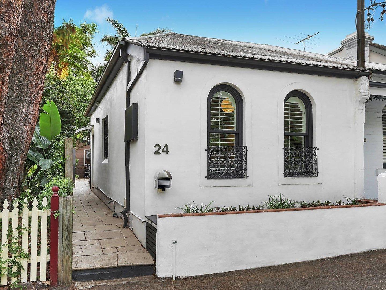 24 Elliott Street, Balmain NSW 2041, Image 0