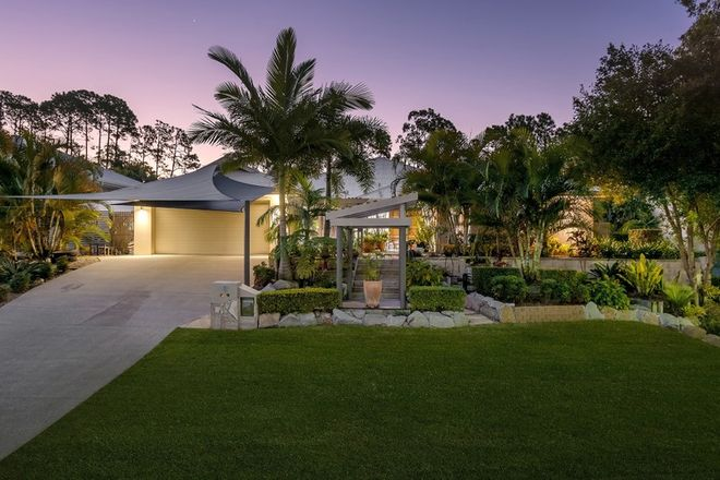 Picture of 2 Koomooloo Circle, COOMERA WATERS QLD 4209