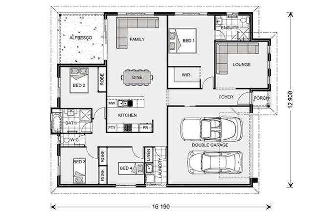 Picture of Lot 195 Mipia Court, BOYNE ISLAND QLD 4680