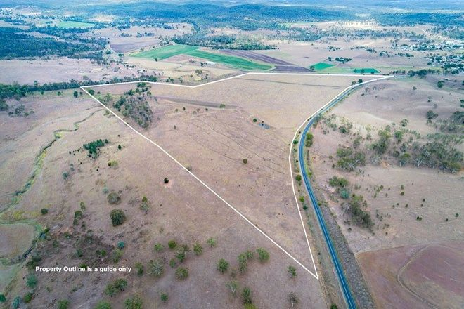 Picture of Lot 40 Borcherts Hill Road, MURGON QLD 4605