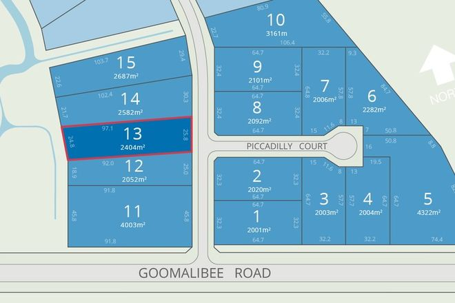 Picture of Lot 13 Mayfair Drive, BENALLA VIC 3672