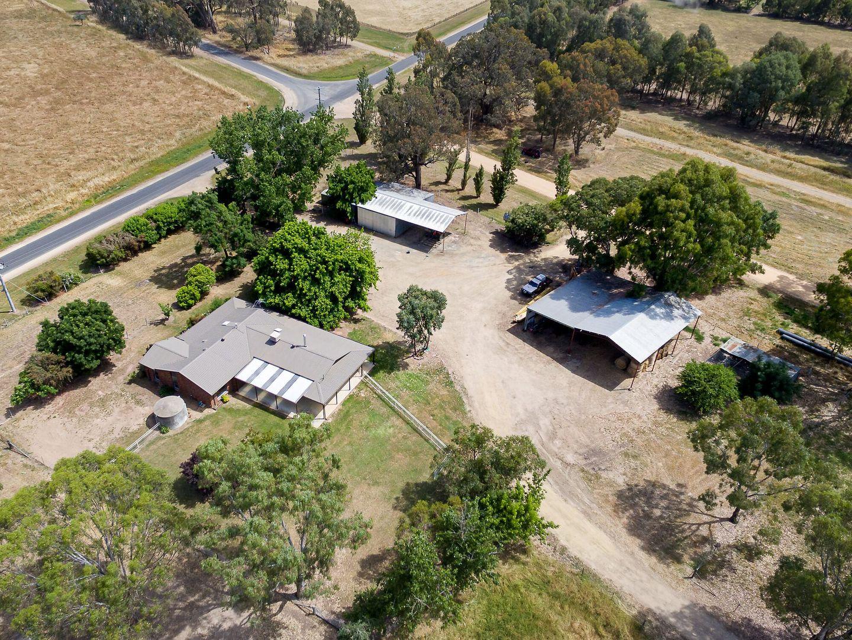 400 Boralma - Tarrawingee  Road, Londrigan VIC 3678, Image 0