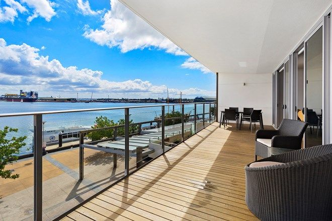Picture of 206/7 Honeysuckle Drive, NEWCASTLE NSW 2300