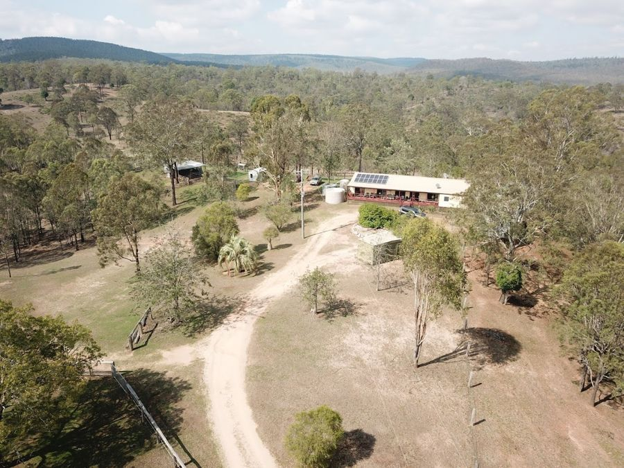 Lot 1 1062 Cooyar-Mt Binga Road, Cooyar QLD 4402, Image 1