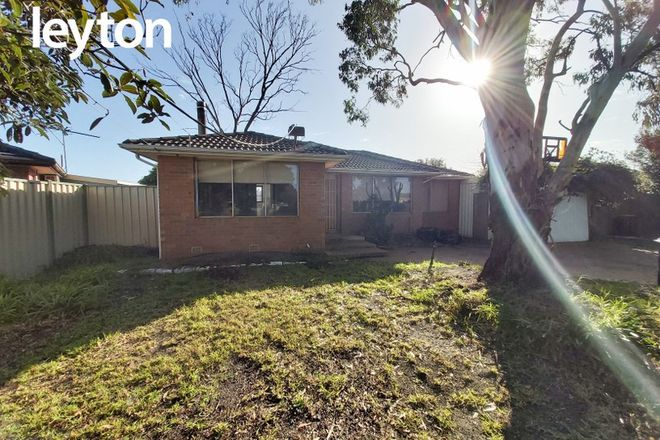 Picture of 7 Walnut Crescent, NOBLE PARK VIC 3174