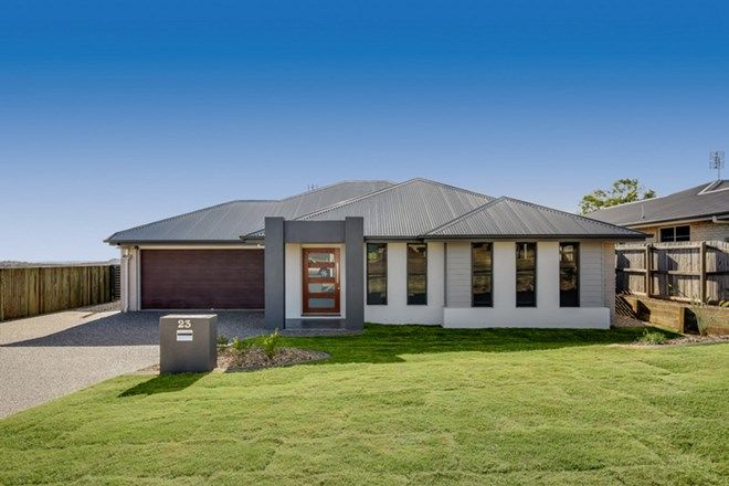 Picture of 23 Campbell Drive, HIGHFIELDS QLD 4352