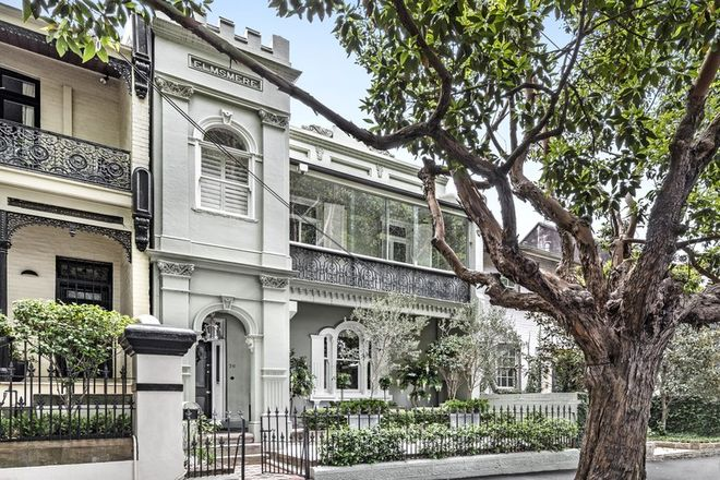 Picture of 76 Moncur Street, WOOLLAHRA NSW 2025