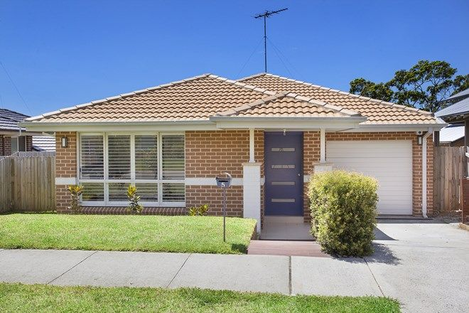 Picture of 5 WALLABY CIRCUIT, MONA VALE NSW 2103