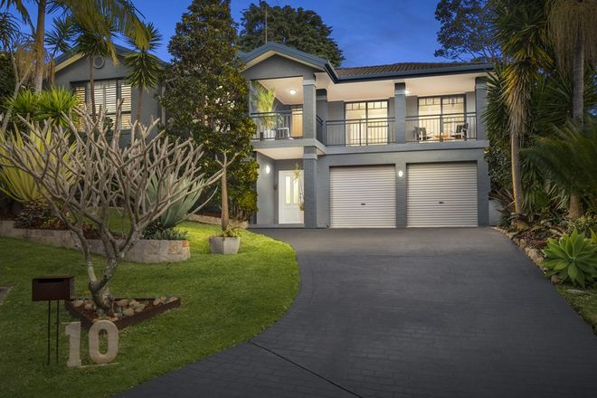 Picture of 10 Sue  Place, MOUNT COLAH NSW 2079